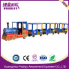 子供の乗車のための鉄道の電車のテーマパークのトレイン