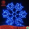 LED-feenhaftes Schnee-Flocken-Kleber-Griff-Beleuchtung-Weihnachtsdekoration-Licht