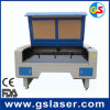 Gravura do laser e máquina de estaca GS1280 120W para o metal