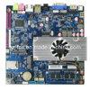 Atom D2550 Dual-Core CPU Mini PC Carte mère avec bord DDR3 2 Go