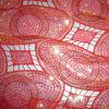 Tessuto del ricamo del Sequin (wf0002)