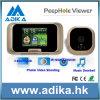 Nouveau et chaud ! Vision nocturne Doorviewer avec la sonnette (ADK-T104)