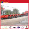 Acoplado modular de la carga pesada de la máquina grande del transporte