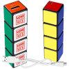 вставной кубик волшебства крена силы кубика