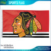 Les Blackhawks de Chicago NHL Hockey Team Logo 3' X 5' Flag