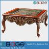 Tavolino da salotto superiore di vetro C-1650# dell'oggetto d'antiquariato caldo di vendita