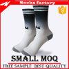 Cotone del poliestere calzini stampati spazio in bianco senza giunte di sublimazione di 360 gradi