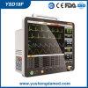 Monitor paciente portátil qualificado elevado de equipamento médico da venda quente