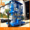 plataforma aérea automotora da liga 14meters de alumínio (GTWY14-200S)