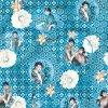 Tessuto di seta di stampa di Digitahi, tessuto di seta della Cina (SZ-0006)