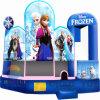 Castello di salto rimbalzante gonfiabile Frozen per la Camera di rimbalzo