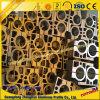 중국 알루미늄 Manufacturs는 CNC 알루미늄 단면도를 공급한다