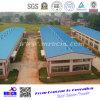 Prefabricados, almacén de estructura de acero de bajo coste