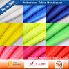 Tecidos coloridos em tafetá de poliéster 210t para forro de vestuário