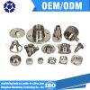 Fazer à máquina do CNC aço de alumínio/inoxidável da anodização feito-à-medida da precisão