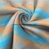 Stock проверка стороны двойника ткани шерстей