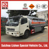 De mobiele Bijtankende Vrachtwagen van de Brandstof van de Olietanker van de Vrachtwagen Voor Verkoop