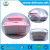 Großer Zinn-Spielzeug-Vorratsbehälter-Plastikkasten/Plastikfall