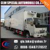두바이에 있는 판매를 위한 Dongfeng 4X2 95HP 5-10 Tons Refrigerated 밴 Freezer Truck