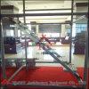 Q235 Escaleras con ganchos / resistencia al deslizamiento Escaleras de construcción de acero