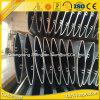 Fábrica de Suppy Ventana de obturación de aluminio del perfil del obturador del aluminio del OEM