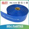 Boyau de PVC Layflat pipe pour d'irrigation par égouttement/grand diamètre PVC