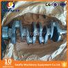 Isuzu 4le2 ha lanciato o forgiato l'albero a gomito d'acciaio del motore (8-90063828-5)