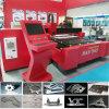 Equipamento para corte a laser Têxtil em chapa metálica CNC