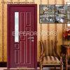 [بفك] [فنّر] باب, [إبس] باب زجاجيّة, باب داخليّة خشبيّة