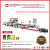 ABS PC Hard Shell equipaje imprimir los patrones de dibujos animados de la extrusora hoja
