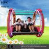 Стул качания цветастого СИД светлого Funfair 2016 напольный, счастливый автомобиль семьи