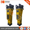 Zx200 ZX210 Utilização da escavadeira Soosan silenciado disjuntor rocha hidráulica martelo para venda