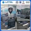 Chrome Revestido Banner Stand Aluminum Roll up (LT-02)