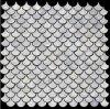 Spendid Fish Scale Pattern Mãe de Pearl Shell Mosaic para Backsplash Wall Tile