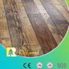 E0 de 12,3 mm de HDF AC4 grabado V ranurado suelo laminado de insonorización