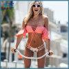 Les vêtements de bain sexy personnalisés de femmes de bikinis de ruche soulèvent