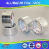 Cinta del papel de aluminio con el papel del trazador de líneas
