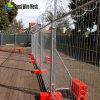 Ограждать гальванизированный ASTM4687-2007 временно, временно загородка