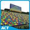 Asiento plástico estable ULTRAVIOLETA de la forma, silla del estadio de Guangzhou China