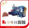 販売(JKY60/60-40)のための環境の使用された煉瓦作成機械