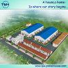 Стальное Structure полуфабрикат Bulidngs для индустриальной области