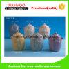 Vaso di biscotto di ceramica della caramella della spezia di rilievo per la decorazione della cucina