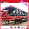 2018 prix d'usine 3 60 tonnes d'essieu 40FT Semi-Trailer conteneur