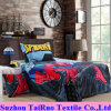 Children Bedsheet Set를 위한 거미 Man Printed Bedsheet