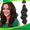 Trama all'ingrosso dei capelli di Extenion dei capelli umani dei capelli del Virgin dell'onda del corpo