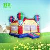 Los niños, saltando Moonwalk inflables castillo inflable de la casa de rebote