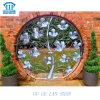 Nicht rostender/Antiseptikum-/Qualitäts-Sicherheits-Zink-Stahl, der für Garten ficht