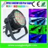 Le PAIR extérieur de 54X3w LED peut s'allumer pour la disco et la partie