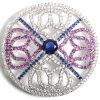 Соединение горячего Zirconia металла Кита сбывания кубического вспомогательное для перлы ожерелья ювелирных изделий