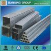 Tubulação quadrada do alumínio do preço do competidor 2024 de boa qualidade